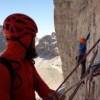 Initiere in alpinism II - multipitch