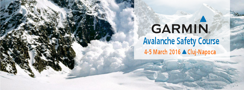 Garmin Avalanche Safety Course_event banner