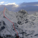 Raport: ascensiune in premiera mondiala pe Gandharva Chuli