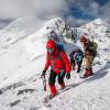 """Tabăra de iarnă """"CUXI"""", din munții Retezat"""