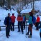 Tura Clubul Alpin Român - Sucursala București în Piatra Mare