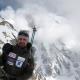 Alex Gavan a urcat pe Manaslu (8156 m), Himalaya
