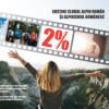 2% pentru sustinearea activitatilor Clubului Alpin Roman